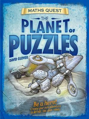 The Planet of Puzzles  by  David Glover