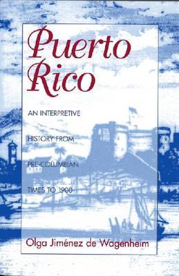Puerto Ricos Revolt for Independence: El Grito de Lares  by  Olga Jimenez De Wagenheim