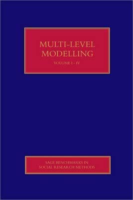 Multilevel Modelling (Sage Benchmarks In Social Research Methods Series)  by  Anders Skrondal