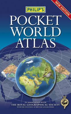 Philips Pocket World Atlas.  by  Philips