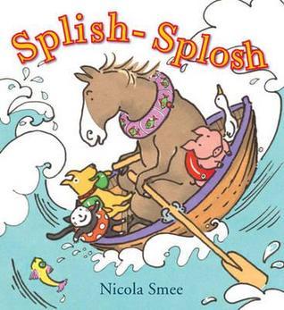 Splish-Splosh  by  Nicola Smee