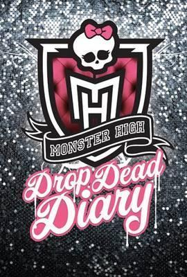 Drop Dead Diary: Monster High Abaghoul Harris