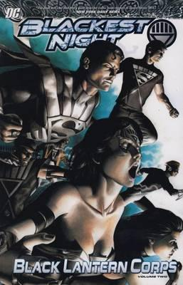 Black Lantern Corps Vol. 2. Geoff Johns