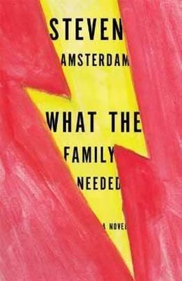 What The Family Needed Steven Amsterdam