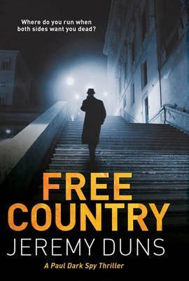 Free Country  by  Jeremy Duns