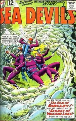 Sea Devils Vol. 1. Russ Heath