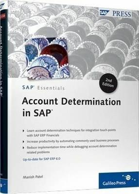 Account Determination in SAP  by  Manish Patel