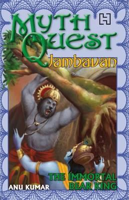 Jambavan (MythQuest, #3)  by  Anu Kumar