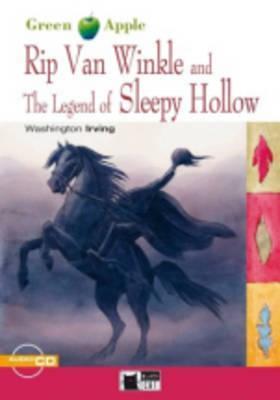 Rip Van Winkle & Legend of Sleepy Hollow+cd  by  Washington Irving