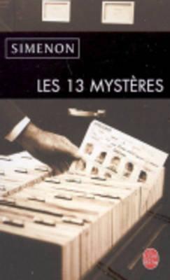 Les 13 Mysteres  by  Georges Simenon
