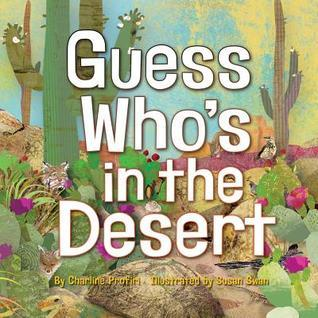 Guess Whos in the Desert Charline Profiri