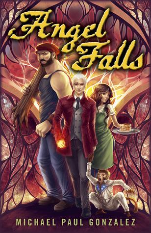 Angel Falls  by  Michael Paul Gonzalez