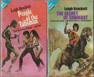 The Secret of Sinharat / People of the Talisman Leigh Brackett