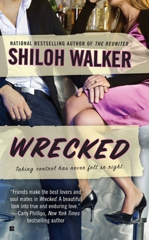 Wrecked (Barnes Brothers, #1)  by  Shiloh Walker