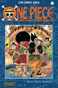 One Piece, Bd.33, Davy Back Fight!! (One Piece, #33)  by  Eiichiro Oda