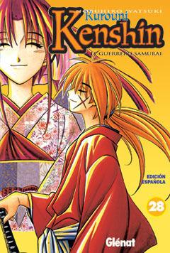 Rurouni Kenshin: El guerrero samurai #28  by  Nobuhiro Watsuki