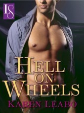 Hell on Wheels: A Loveswept Classic Romance  by  Karen Leabo
