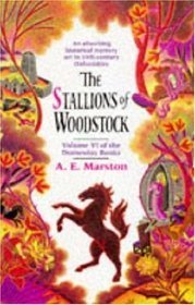 The Stallions Of Woodstock  by  Edward Marston