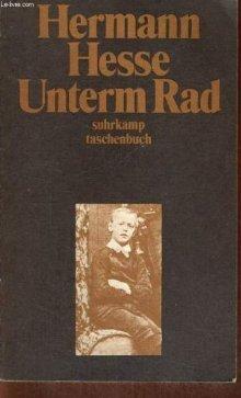 Unterm Rad: Erzählung Hermann Hesse