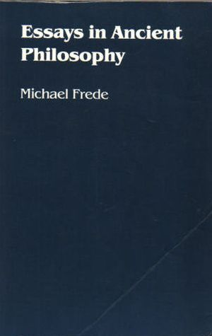 Free Will  by  Michael Frede