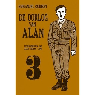 De oorlog van Alan 3 (De oorlog van Alan, #3) Emmanuel Guibert
