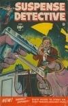 Suspense Detective # 1 Will Lieberson