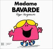 Madame Bavarde Roger Hargreaves