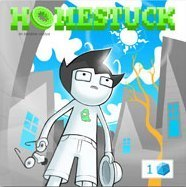 Homestuck Book One  by  Andrew Hussie