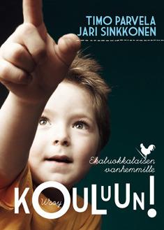 Kouluun!  by  Timo Parvela