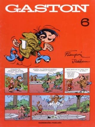 Gaston 6 (Gaston Définitive #6)  by  André Franquin