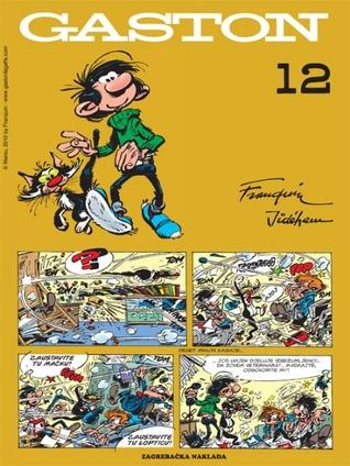 Gaston 12 (Gaston Définitive #12) André Franquin