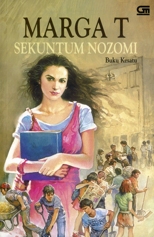Sekuntum Nozomi (Sekuntum Nozomi, #1)  by  Marga T.