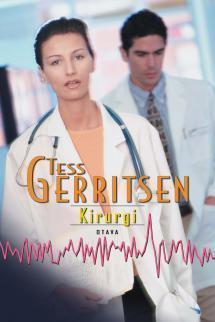 Kirurgi  by  Tess Gerritsen
