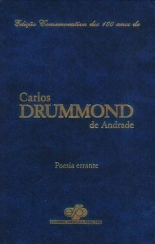 Poesia Errante Carlos Drummond de Andrade