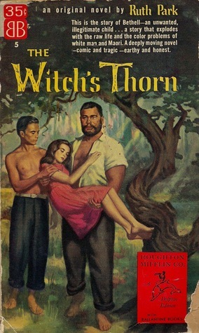 The Witchs Thorn Ruth Park