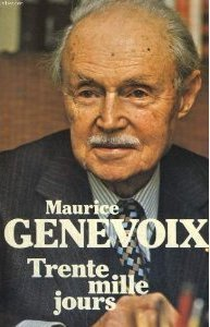 Trente Mille Jours  by  Maurice Genevoix
