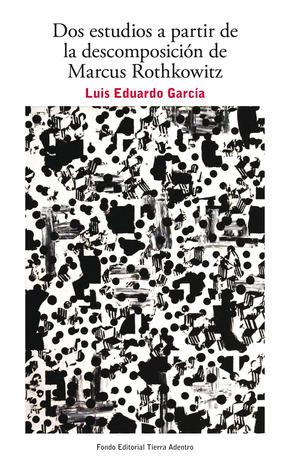 Sentencias sobre arte conceptual Luis Eduardo García