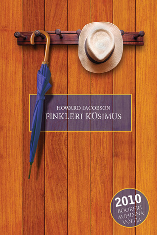Finkleri küsimus Howard Jacobson