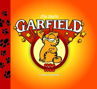 Garfield 1984-1986 Jim Davis