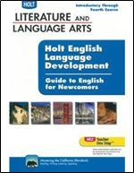 The Holt Guide To English: A Comprehensive Handbook Of Rhetoric, Language, And Literature  by  William F. Irmscher
