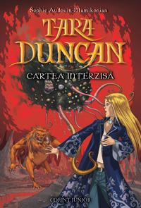 Cartea interzisă (Tara Duncan, #2) Sophie Audouin-Mamikonian