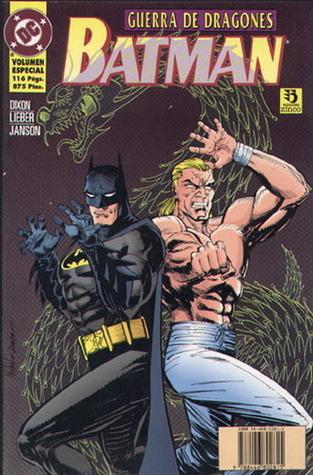 Batman: Guerra de dragones  by  Chuck Dixon
