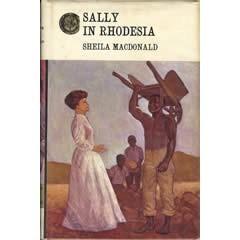 SALLY IN RHODESIA.  by  Sheila MacDonald