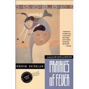 Prairies of Fever  by  Ibrahim Nasrallah