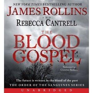 The Blood Gospel James Rollins