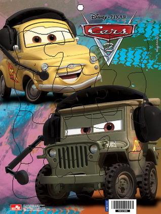 Puzzle Medium Cars: PMCR 055 (PMCR, # 55)  by  Walt Disney Company