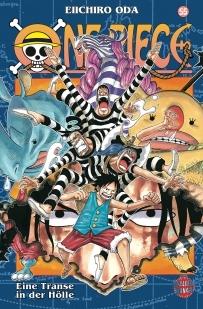 One Piece, Bd.55, Eine Transe in der Hölle (One Piece, #55)  by  Eiichiro Oda