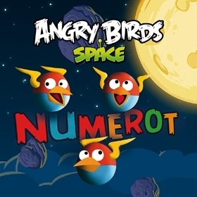 Angry Birds Space: numerot Rovio Entertainment