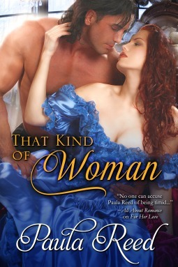 That Kind Of Woman  by  Paula Reed