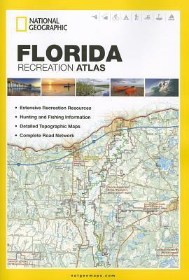 Florida (National Geographic Map) National Geographic Society